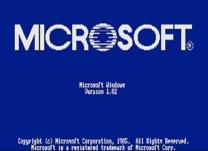 Windows 1.0 Startup