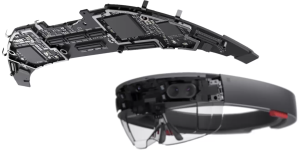 HoloLens Exploded